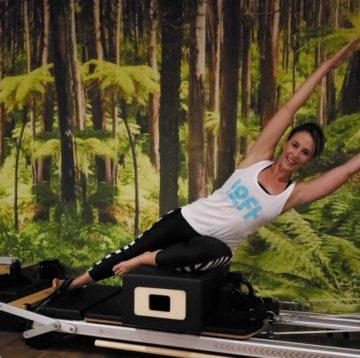Meet our Pilates Instructors : Kristy